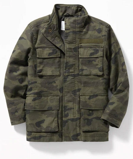 Boy's Outer wear(BOW- 010)